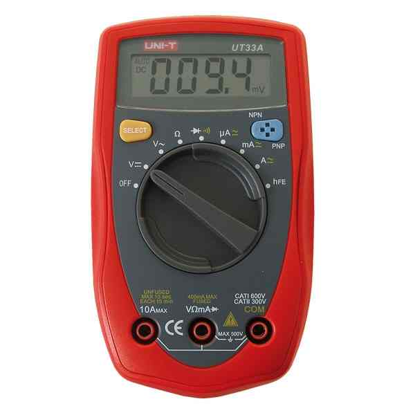 Multimeter UT33A